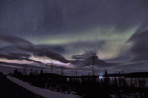 Gäddede Norrsken Aurora, Foto Bert Wilnerzon Thörn